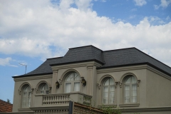 French Provincial Slate Roof