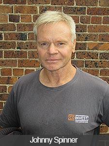 Abardeen Slate Roofing owner, Johnny Spinner